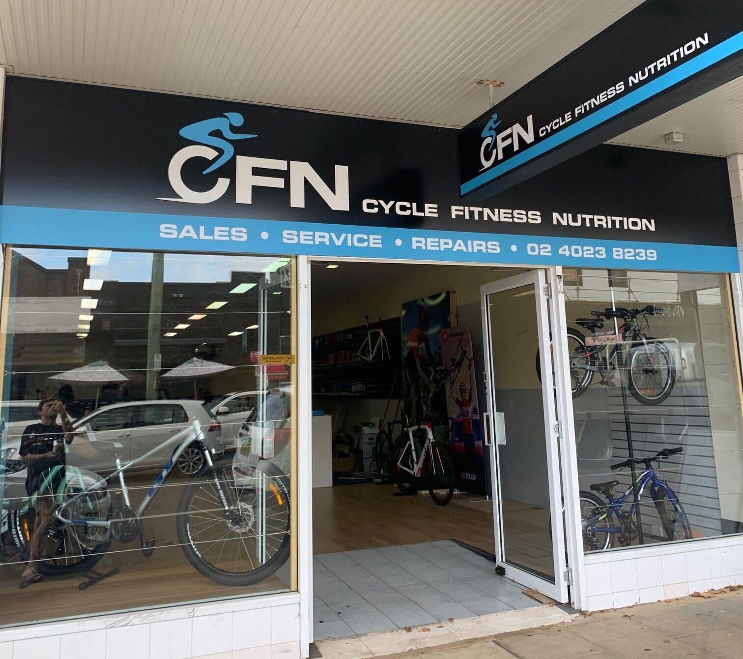 CFN at 267 Brunker Road Adamstown